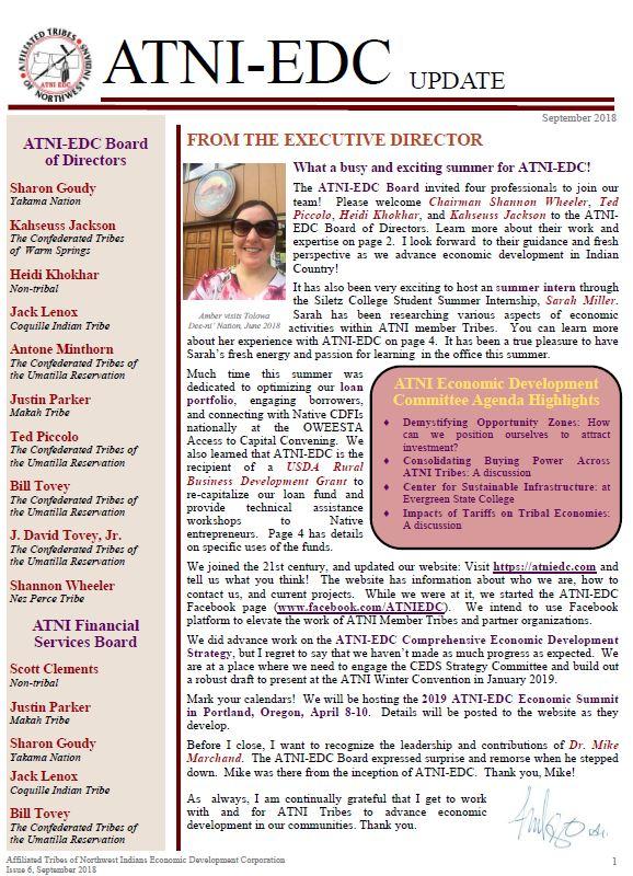 06 Newsletter Sept